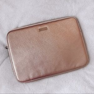 "Kate Spade padded 13"" laptop case"